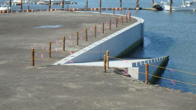 赤江南地区堤防基礎外工事